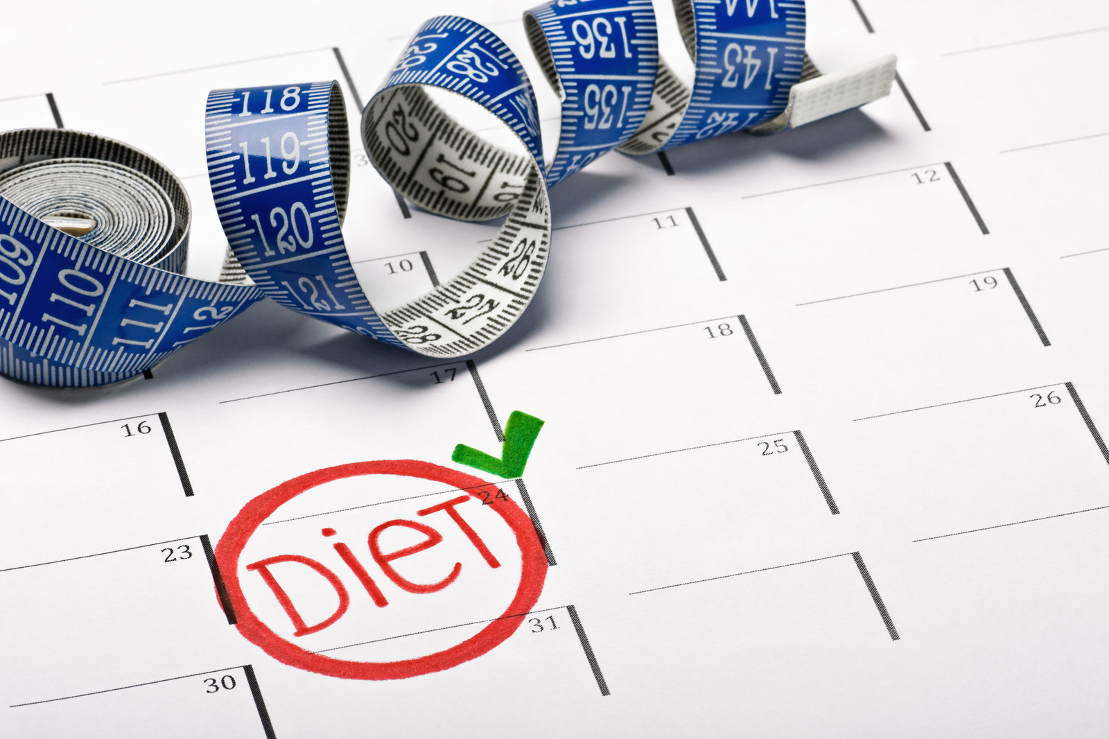 beginning a diet things to consider