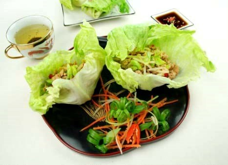 San Choy Bow (Pork Mince in Lettuce Cups)