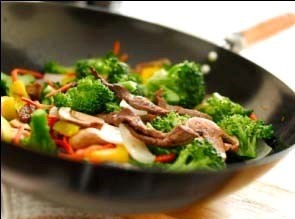 Thai Beef & Vegetable Stir-Fry