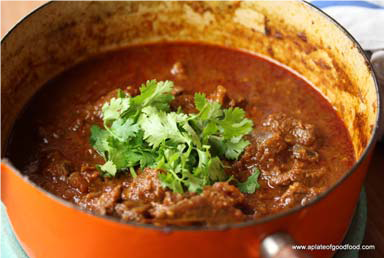 Spicy Stewed Beef
