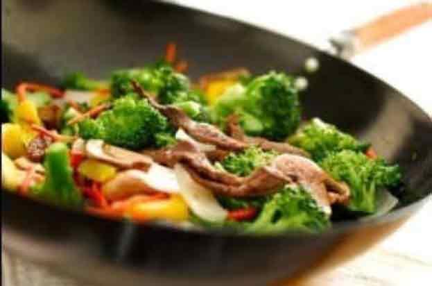 Thai Beef & Vegetable Stir-Fry