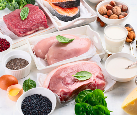 Are high protein diets safe for weight loss?